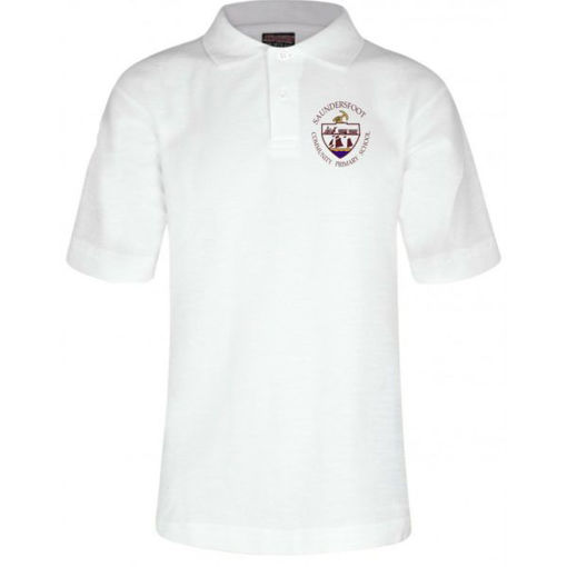 Picture of Saundersfoot School Polo Shirt