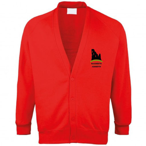 Picture of Narberth School Cardigan