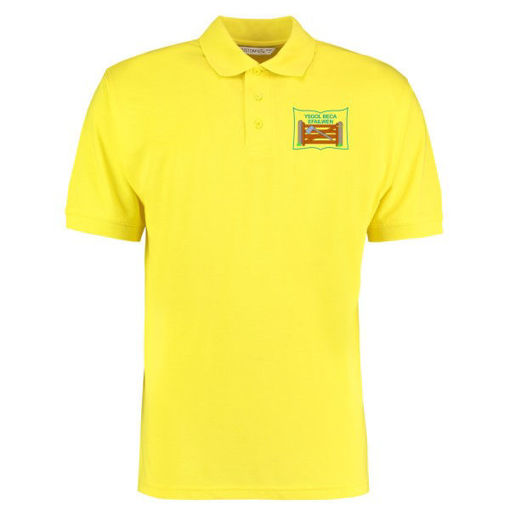 Picture of Ysgol Beca School Polo Shirt