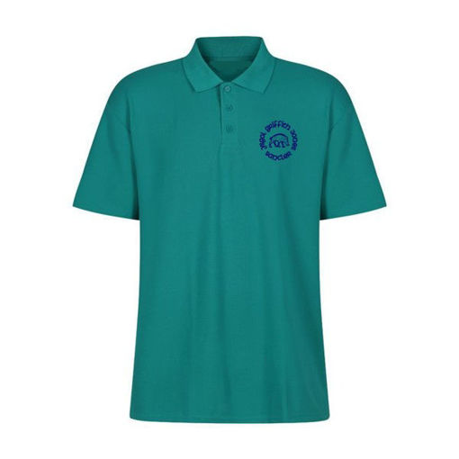 Picture of Ysgol Griffith Jones Polo Shirt