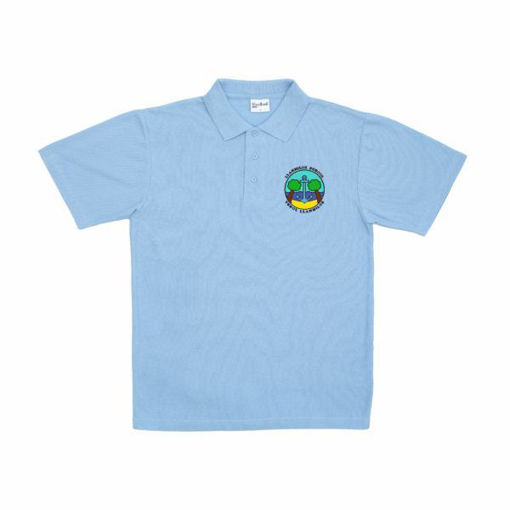 Picture of Llanmiloe School Polo Shirt