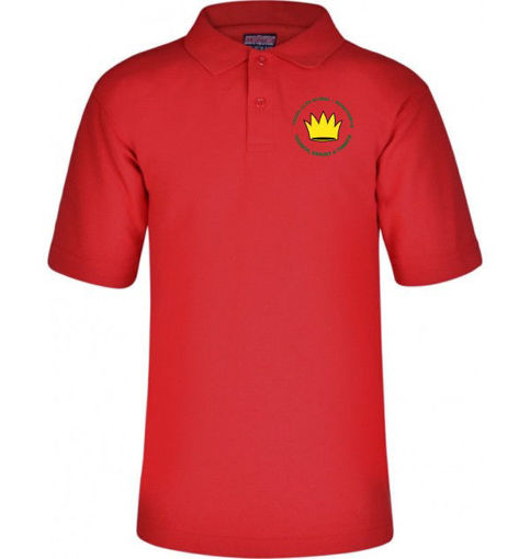 Picture of Llys Hywel School Polo Shirt