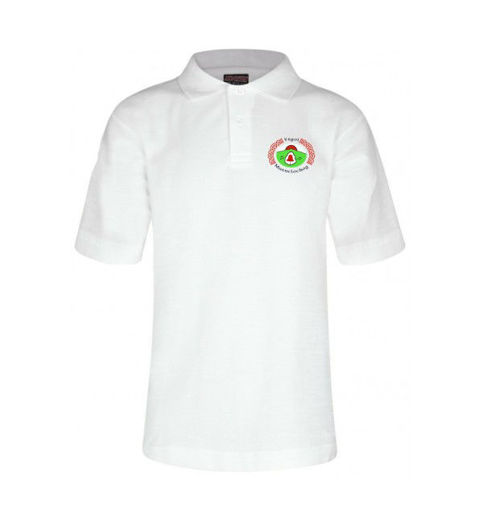 Picture of Meanclochog School Polo Shirt