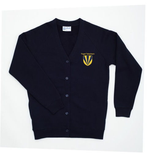 Picture of Laugharne School Cardigan