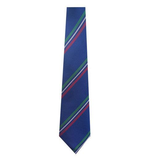 Picture of Dyffryn Taf Clip on Tie