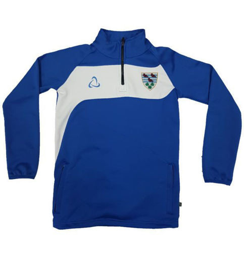Picture of Greenhill School 1/4 Zip Sports Jacket