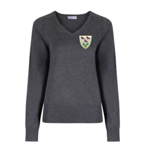 Picture of Greenhill School Girls Jumper