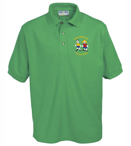 Picture of Cylch Meithrin Hywel Dda Poloshirt
