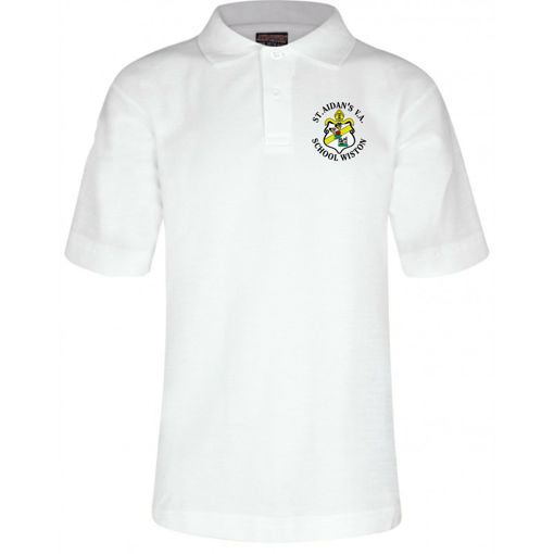 Picture of St Aidan's V.A School Polo Shirt