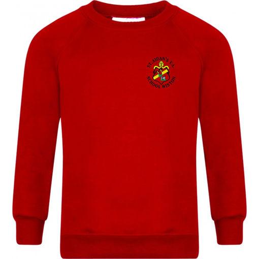 Picture of St Aidan's V.A. School Sweatshirt