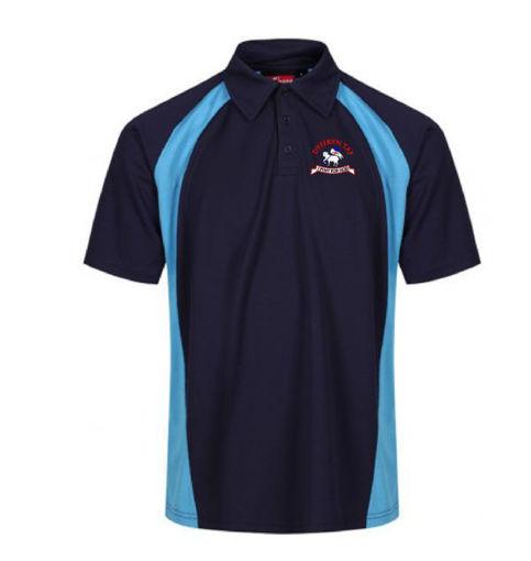 Picture of Dyffryn Taf Boys Sports Polo Shirt