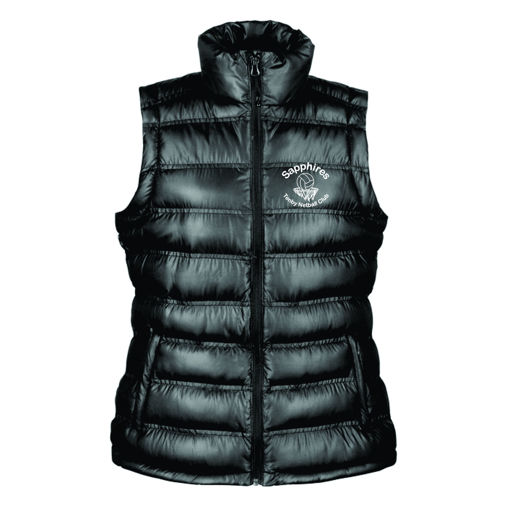 Picture of Tenby Sapphires Ladies Gilet