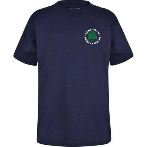 Picture of Templeton School PE T-Shirt