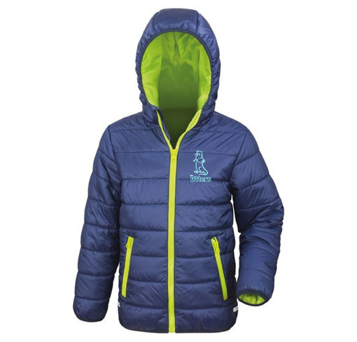 Picture of The Otters Children's Hooded Jacket